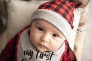 Liam's 3 Month Milestone | Oswego NY Baby Photographer
