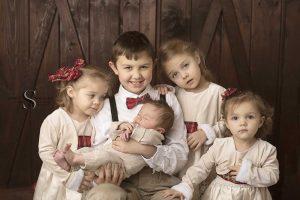 Christmas Kitchen Mini Session | CNY Christmas Photographer