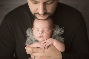 Joseph Anthony III | Oswego NY Newborn Photographer