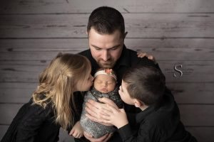 Ariella | Oswego NY Newborn Photographer