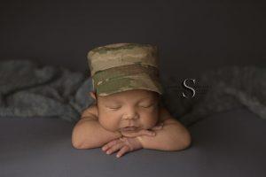 Nolan's Newborn Session | Fort Drum Newborn Photographer