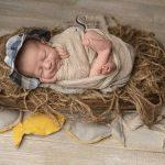 William's Newborn Session | Fort Drum Newborn Photographer