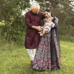 Singh Family Portraits | CNY Family Photographer