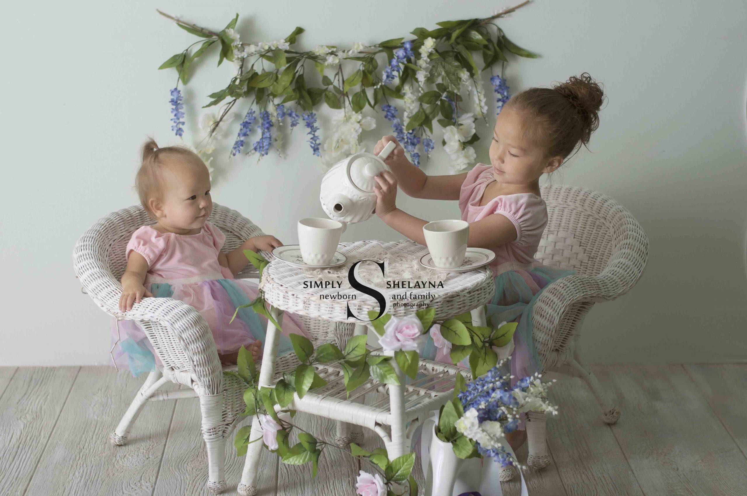 Tea Party (great for big sisters!)