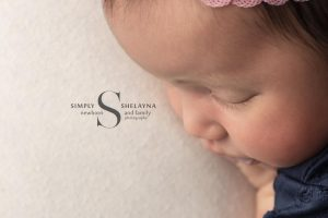 Read more about the article Taiga's Newborn Session   Oswego NY Newborn Photographer