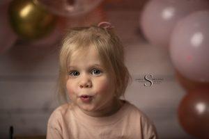 Lexi's 2-Year Milestone Session   Syracuse Child Photographer