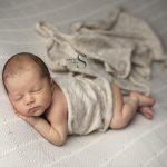 Wyatt   Oswego NY Newborn Photographer