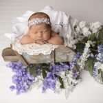 Ella   Syracuse Newborn Photographer